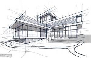 Architecture Vector Art Getty Images Architectural Drawings Vector