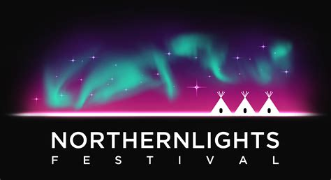 Northern Lights Festival by Northern Lights New Year S Festival The Corner