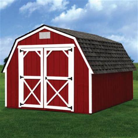wooden sheds | lofted barn cabin | newdealmetalbuildings.com