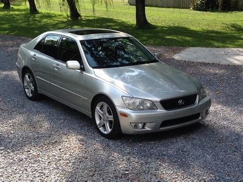 lexus is300 jdm 2002 lexus is300 7 500 possible trade 100654116