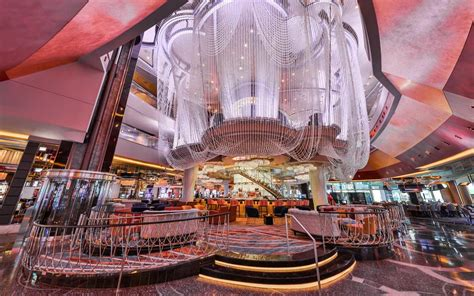 Cosmopolitan Las Vegas Chandelier 19 Of The World S Coolest Hotel Bars Travel Leisure