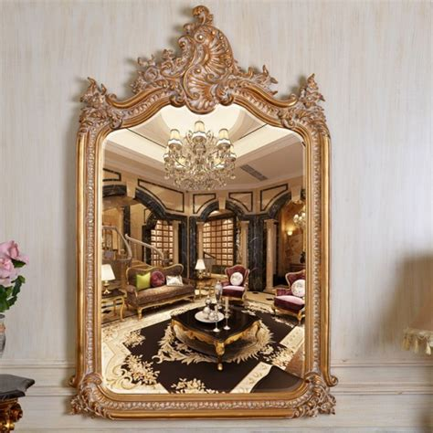 luxury wall decor and creating luxurious wall decor refined wood carving mirror european style luxury decor