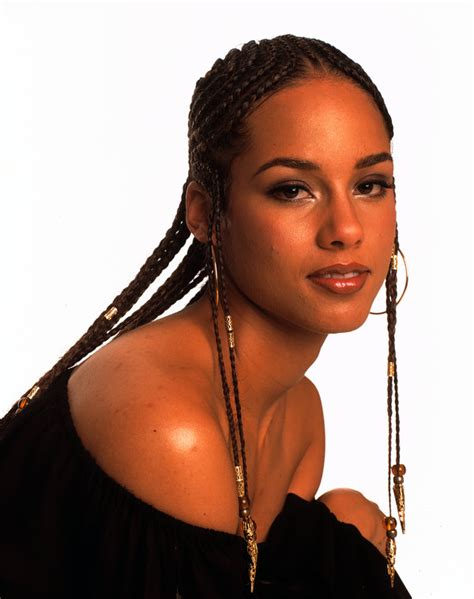 Alicia Keys' Most Head Turning Hairstyles Of All Time