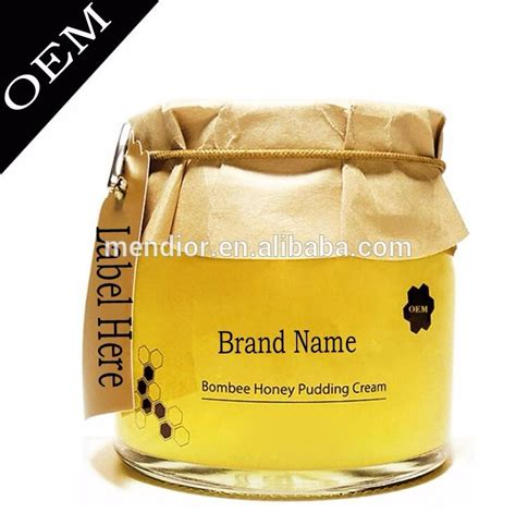 Jelly Yellow Whitening Colagen 5gr mendior label sleep mask hydrating bombee honey jelly mask for care oem