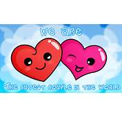 Cute Wallpapers Love Animated World Cutest Couple