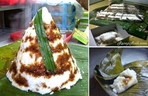 Keripik Peyeum resep kue awug awug khas bandung isi gula merah enak legit resep asik