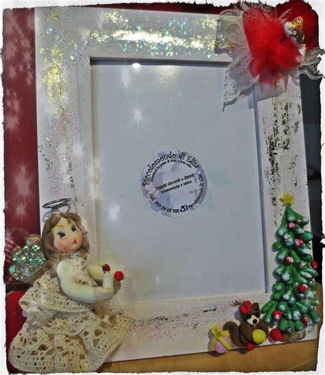 cornice natalizia elegante cornice natalizia con angelo feste natale