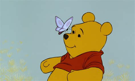 Winnie The Pooh by The Many Adventures Of Winnie The Pooh 1977 Animation