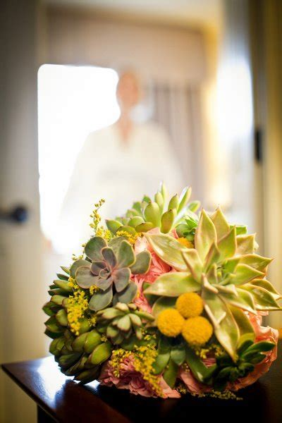 x fruit ltd modern succulents wedding flowers photos by seed to fruit