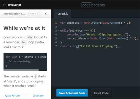 html tutorial code academy 11 free online javascript tutorial for beginners
