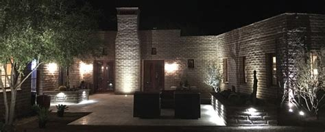 Landscape Lighting Scottsdale Landscape Lighting Scottsdale Outdoor Lighting Company Arte Verde