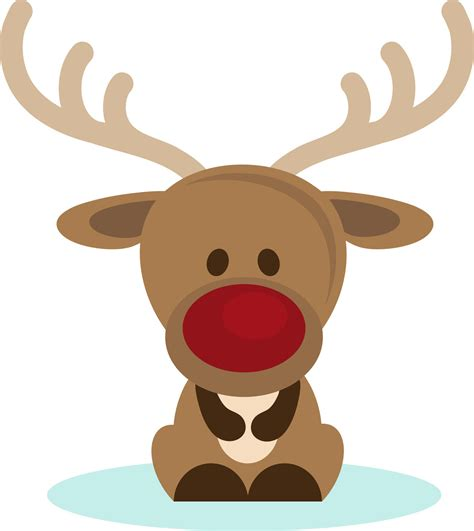 Christmas Clipart #81 Free Cliparts for Winter Holidays Free Clip Art Santa And Reindeer