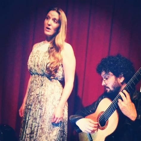 red poppy art house california concert review with mezzo betany coffland new england classical guitarist