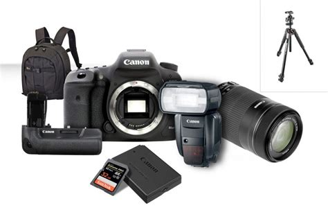 Canon Eos 750d Only Distributor canon eos 750d package 4