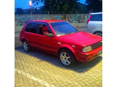 1987 toyota starlet toyota starlet 1987 1 3 di jawa barat manual compact car