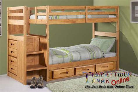Ranjang Dua Tingkat toko jual tempat tidur anak bandung dua tingkat tempat