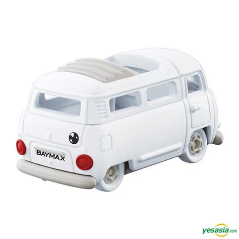 Tomica Disney Motors Wamun Baymax Big 6 Berkualitas yesasia tomica disney motors wamun baymax big 6 tomica takaratomy toys free