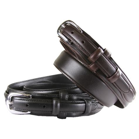 s leather ranger belt