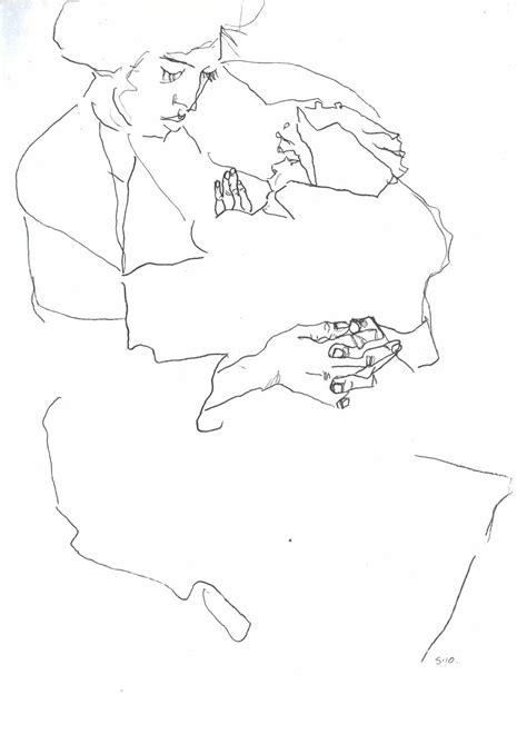 Contour drawing - Wikipedia