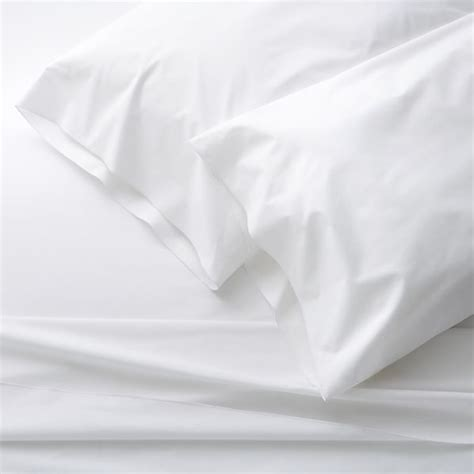 best white sheets belo white sheet sets crate and barrel