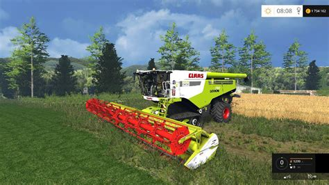 Ls Ic claas lexion 780 ic pack ls 15 farming simulator 2015
