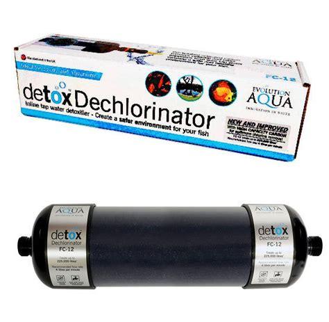 Aqua Detox Aquarium by Evolution Aqua Detox Dechlorinators