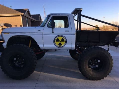 1979 bigfoot truck 1979 ford f250 truck bigfoot no reserve for