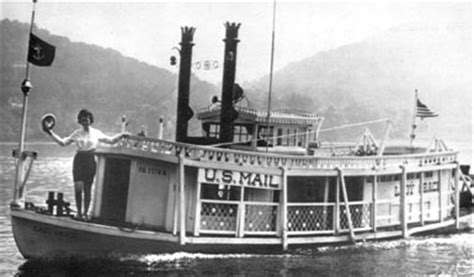 steam boat delivery steamboat postal history exhibit