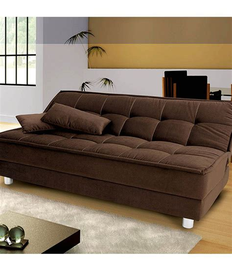sofa cum bed furny luxurious sofa cum bed buy online rs snapdeal
