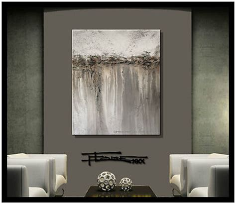 Dekorasi Dinding Abstract Painting 4in1 contemporary modern abstract painting canvas wall