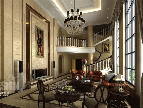 Interior Design Classic Living Room by Elegance Interior Design Classic Living