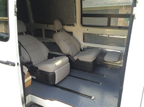 Toyota Reclining Seats by Toyota Reclining Chairs In Sprinter