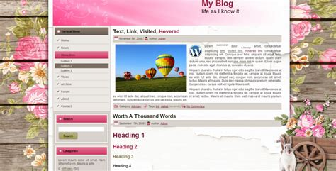 cute themes wordpress free easter wordpress the cutest blog on the block