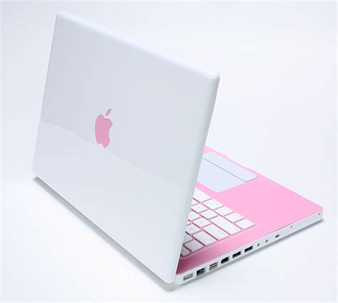 Laptop Apple Pink this