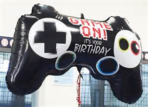 Gamer Favors by Xbox Supplies Birthday