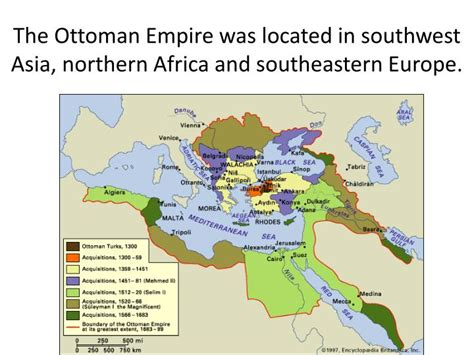 where were the ottomans located ppt muslim empires around 1500 review questions