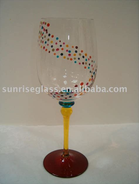 Ideas For Creative Painting Of Wine Glasses Come Paint