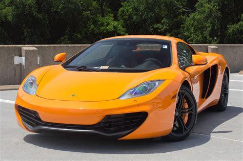 orange mclaren 12c mclaren mp4 12c orange www pixshark com images