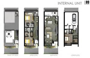 Large Single Story House Plans Urban Townhouse Floor Plans Www Galleryhip Com The