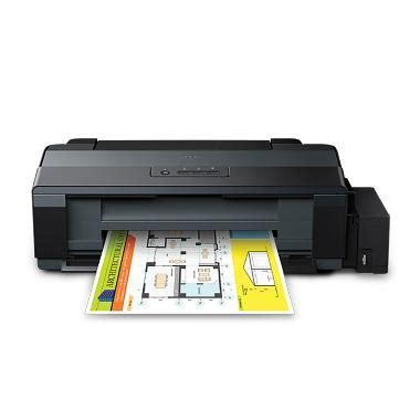 Printer Epson A3 Modif Jual Epson L1300 Hitam Printer A3 Harga Kualitas Terjamin Blibli