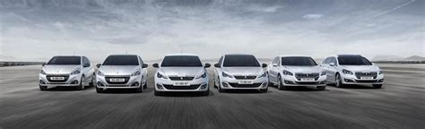 peugeot range discover all peugeot vehicles