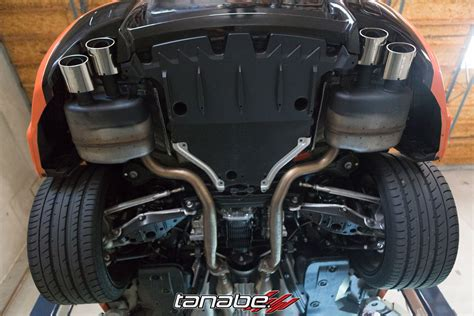 lexus rc f exhaust tanabe usa r d tanabe medalion touring exhaust on