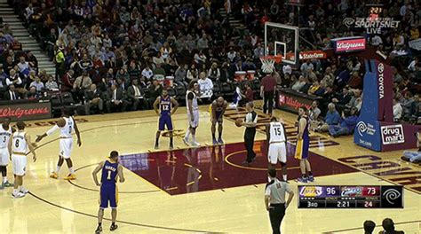 chris kaman bench chris kaman stretched out for nap on empty bench against cavs the big lead