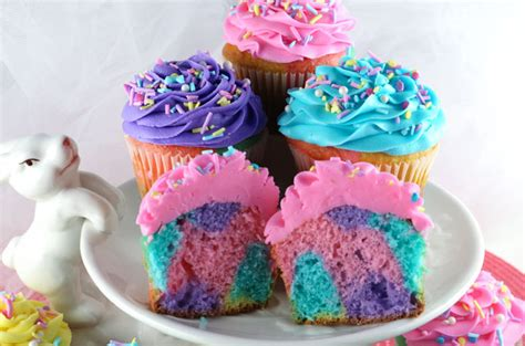 Explosion Box Blue Cupcake cupcakes pictures