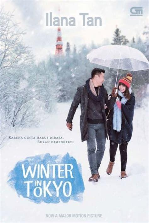 Metropop Winter In Tokyo Cover Baru bukukita winter in tokyo cover