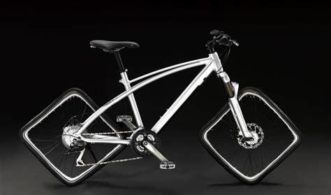 Sepeda Yang Ada Keranjang Nya 15 desain sepeda unik di dunia ada yang rodanya persegi lho