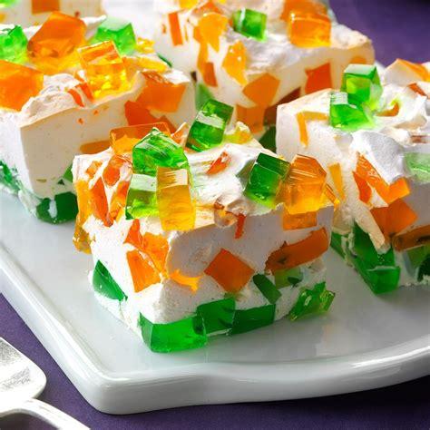 jello recipes stained glass gelatin recipe taste of home