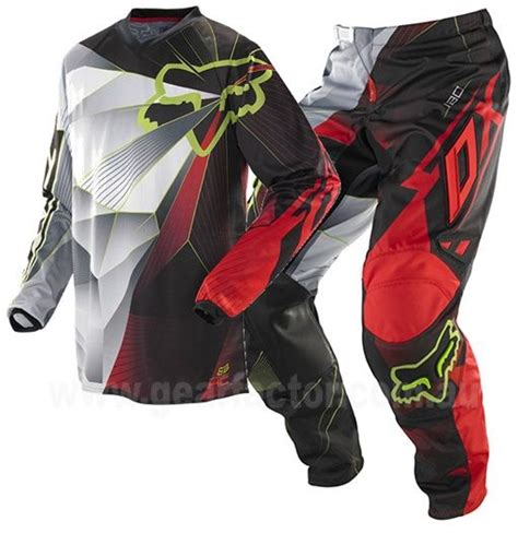 2014 fox motocross gear 2014 fox mx radeon 180 hc motocross gear autos post