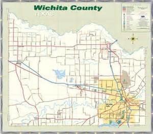 wichita falls map welcome to wichita county