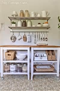 Cheap Kitchen Island Cart de 100 fotos de cocinas peque 241 as modernas de 2017